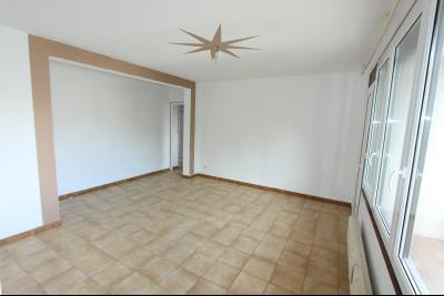 Lons-le-Saunier centre, à vendre appartement T4 avec garage et cave., SEJOUR 18,37 m²
