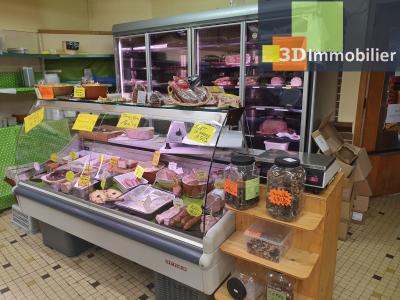 A vendre fonds de commerce alimentation / épicerie fine. Village dynamique proche Lons-le-Saunier.,