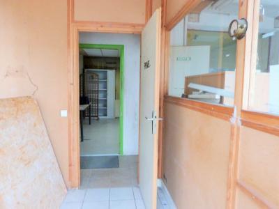 LONS-LE-SAUNIER 39000 JURA  Vends MAISON  habitation 85m²env.+ local professionnel 100m² env., Entrée du local professionnel