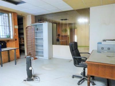 LONS-LE-SAUNIER 39000 JURA  Vends MAISON  habitation 85m²env.+ local professionnel 100m² env., rez-de-chaussée: : bureau