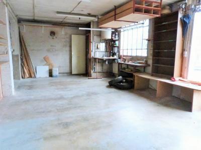 LONS-LE-SAUNIER 39000 JURA  Vends MAISON  habitation 85m²env.+ local professionnel 100m² env., rez-de-chaussée pour activité  professionnelle ou aménagement en appartement