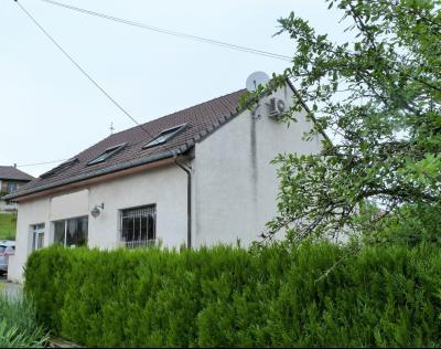 LONS-LE-SAUNIER 39000 JURA  Vends MAISON  habitation 85m²env.+ local professionnel 100m² env., Maison indépendante