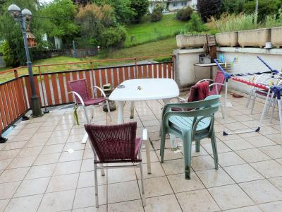 LONS-LE-SAUNIER 39000 JURA  Vends MAISON  habitation 85m²env.+ local professionnel 100m² env., Terrasse 26 m² env.