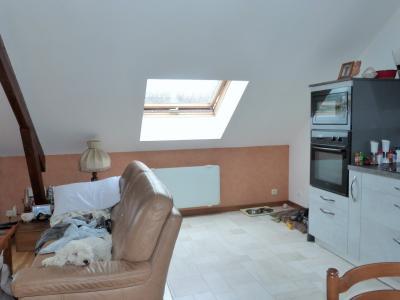 LONS-LE-SAUNIER 39000 JURA  Vends MAISON  habitation 85m²env.+ local professionnel 100m² env., Pièce à vivre côté cuisine équipée