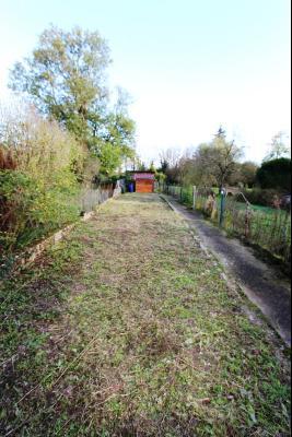 Proche Bletterans (39 JURA), à vendre maison de village 3 chambres avec garage et jardin., JARDIN NON ATTENANT 400 m²
