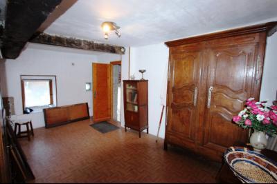 Proche Bletterans (39 JURA), à vendre maison de village 3 chambres avec garage et jardin., CHAUFFERIE AVEC PIECE INDEPENDANTE