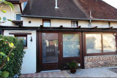 Proche Bletterans (39 JURA), à vendre maison de village 3 chambres avec garage et jardin., MAISON DE VILLAGE A VENDRE