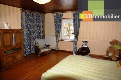 LONS-LE-SAUNIER (39 JURA) à vendre GRANDE MAISON, 6 chambres, terrasse, jardin, 2 garages.,