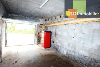 Secteur Clairvaux-les-Lacs (39 JURA), à vendre maison de campagne avec 2 logements indépendants., GARAGE LOGEMENT 1