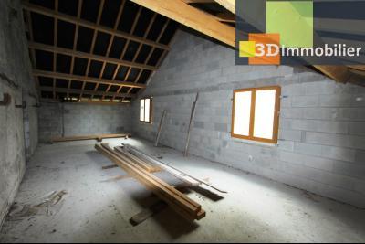 Secteur Clairvaux-les-Lacs (39 JURA), à vendre maison de campagne avec 2 logements indépendants., LOGEMENT 2 : ETAGE