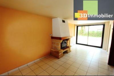 Secteur Clairvaux-les-Lacs (39 JURA), à vendre maison de campagne avec 2 logements indépendants., SEJOUR / SALON LOGEMENT 1