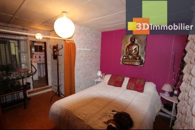 SAINT GERMAIN DU BOIS (71), à vendre maison 65m² avec dépendances, terrain 4541 m² arboré.,