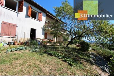 Secteur Poligny (39 JURA), à vendre maison évolutive à la campagne avec 3 chambres., MAISON A VENDRE 113 m² HABITABLES