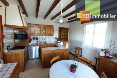 Secteur Poligny (39 JURA), à vendre maison évolutive à la campagne avec 3 chambres., CUISINE 16 m²
