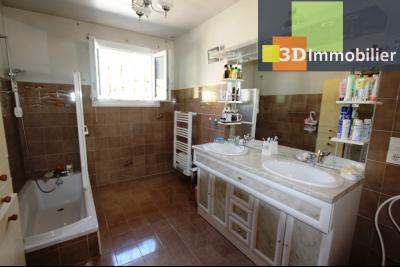 Secteur Poligny (39 JURA), à vendre maison évolutive à la campagne avec 3 chambres., SDB 8 m²