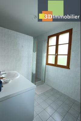 Proche Bletterans (39 - Jura) à vendre maison récente de 5 chambres sur 3000 m² de terrain., SALLE D