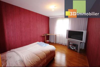 Proche Bletterans (39 - Jura) à vendre maison récente de 5 chambres sur 3000 m² de terrain., CH1 ETAGE 1