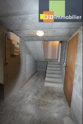 Proche Bletterans (39 - Jura) à vendre maison récente de 5 chambres sur 3000 m² de terrain., ACCES SOUS-SOL