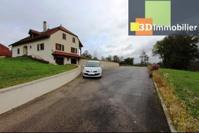 Proche Bletterans (39 - Jura) à vendre maison récente de 5 chambres sur 3000 m² de terrain., MAISON A VENDRE DE 195 m²