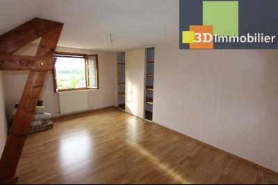 Proche Bletterans (39 - Jura) à vendre maison récente de 5 chambres sur 3000 m² de terrain., CH3 ETAGE 2