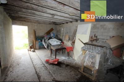 Secteur BLETTERANS (39 - JURA) à vendre maison à la campagne de 5 pièces sur 1843 m² de terrain., ECURIE 24 m²
