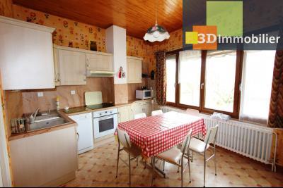 Secteur BLETTERANS (39 - JURA) à vendre maison à la campagne de 5 pièces sur 1843 m² de terrain., CUISINE 13 m²