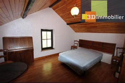 Secteur BLETTERANS (39 - JURA) à vendre maison à la campagne de 5 pièces sur 1843 m² de terrain., CHAMBRE ETAGE 2 - 15 m²