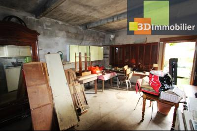 Secteur BLETTERANS (39 - JURA) à vendre maison à la campagne de 5 pièces sur 1843 m² de terrain., ATELIER 24 m²