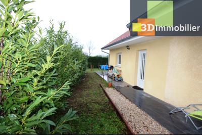 Bletterans centre (39140), à vendre maison de plain-pied avec 5 chambres sur 502 m² de terrain., MAISON A VENDRE SUR BLETTERANS