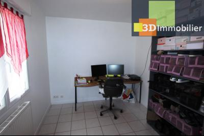 Bletterans centre (39140), à vendre maison de plain-pied avec 5 chambres sur 502 m² de terrain., CH4