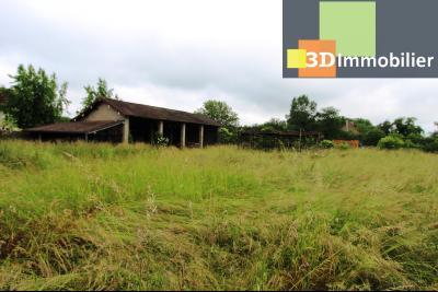 Secteur Bletterans (39 JURA), à vendre maison à réhabiliter avec dépendances sur 4628 m² de terrain., HANGAR DE 231 m²