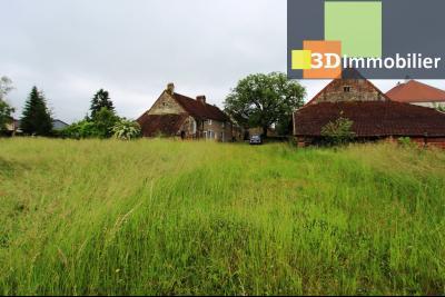 Secteur Bletterans (39 JURA), à vendre maison à réhabiliter avec dépendances sur 4628 m² de terrain., VUE D