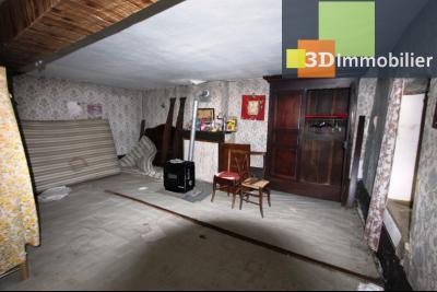 Secteur Bletterans (39 JURA), à vendre maison à réhabiliter avec dépendances sur 4628 m² de terrain., CHAMBRE ETAGE