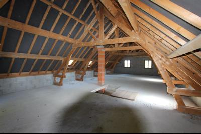 Bletterans (Jura), à vendre maison hors d
