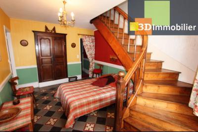 A  vendre en viager occupé, une maison évolutive en parfait état sur le secteur de Lons-le-Saunier., PIECE DE PASSAGE AU REZ-DE-CHAUSSEE