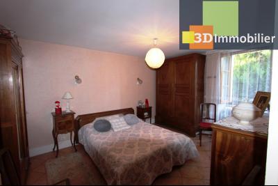 A  vendre en viager occupé, une maison évolutive en parfait état sur le secteur de Lons-le-Saunier., CH1 ETAGE