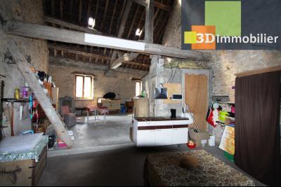 A  vendre en viager occupé, une maison évolutive en parfait état sur le secteur de Lons-le-Saunier., COMBLES AMEANGEABLES