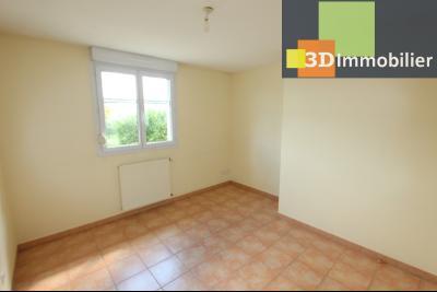 Lons-le-Saunier (JURA) NORD, à vendre maison contemporaine de plain-pied, 3 chambres.,