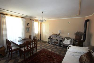Pierre de Bresse, vends maison de caractère avec gîte indépendant sur 1700 m² de terrain, Pièce de vie Gïte