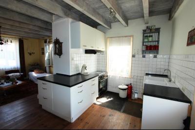 Pierre de Bresse, vends maison de caractère avec gîte indépendant sur 1700 m² de terrain, Coin cuisine