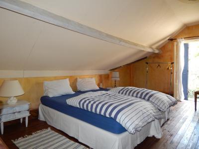 Pierre de Bresse, vends maison de caractère avec gîte indépendant sur 1700 m² de terrain, CH2 Etage