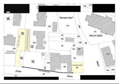Douvaine centre ville, à vendre 1 local commercial aménageable, surface 40m2.,