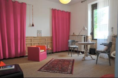 SECTEUR OUEST TOURNUS GRANDE MAISON EN PIERRES 340 m2 RENOVEE STYLE CONTEMPORAIN, salon