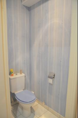 LYON 1er, A VENDRE APPARTEMENT 125 M2 AVEC GARAGE QUAIS DE SAÔNE RESIDENCE  DE STANDING., Toilettes