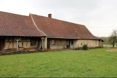 Secteur LOUHANS,Vends ensemble de 3 maisons idéalement situées entre Louhans et Chalon sur Saône., LONGERE BRESSANE (2)