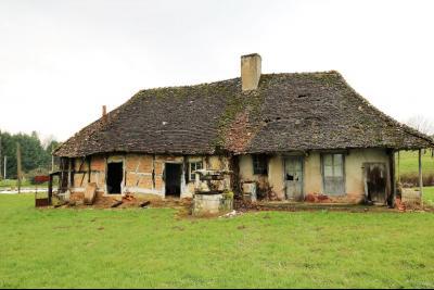 Secteur LOUHANS,Vends ensemble de 3 maisons idéalement situées entre Louhans et Chalon sur Saône., MAISON STYLE BRESSANE (3)