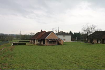 Secteur LOUHANS,Vends ensemble de 3 maisons idéalement situées entre Louhans et Chalon sur Saône., ENSEMBLE MAISONS SUR TERRAIN 7000m²