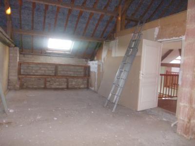Chaussin, à vendre belle et grande ferme de 230m², 9 pièces, dépendances sur 4800m² de terrain clos., comble aménageables
