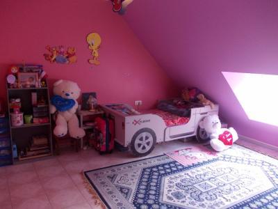 Secteur Chaumergy, vends confortable maison de 8 pièces, 190 m² sur terrain de 5000 m² clos., chambre 1 enfant