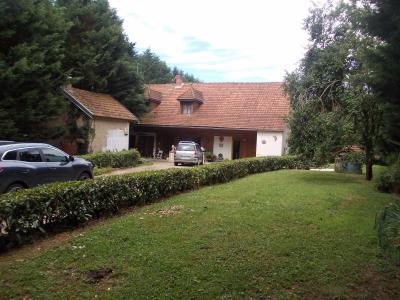 Secteur Chaussin, vends maison (ferme) de 5 pièces, 130m², annexe, sur 2500m² de terrain clos, vue de face